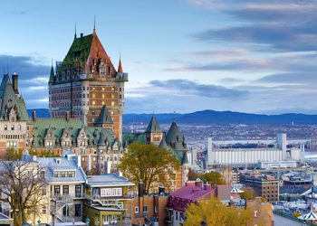 Quebec City, Old Quebec